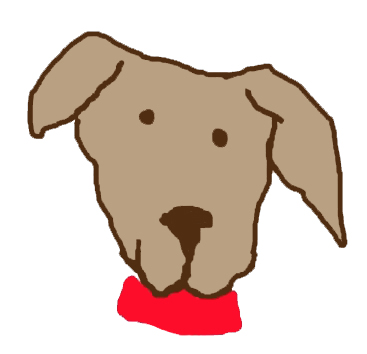 PuppyTshirtWhiteBackground