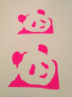 Pink Panda Prints, a.k.a. The Winkworth Special Edition